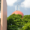 Menara Air dari Rektorat