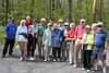A happy group ready for a trillium adventure!