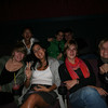 Our group waiting for the movie to begin