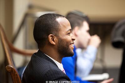 Nov. 18, 2011. Boston, MA. Commonwealth Seminar graduation. © 2011 Marilyn Humphries
