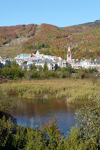 Mt-Tremblant, Quebec