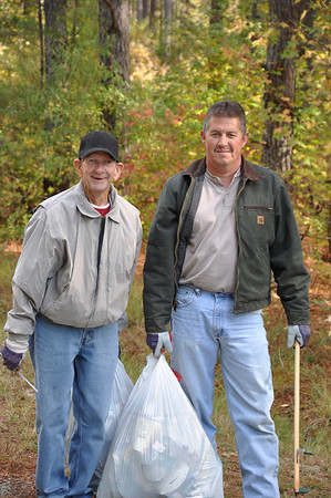 Fall Community Clean Up 2010