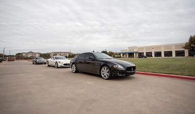 Fall Maserati Cruise