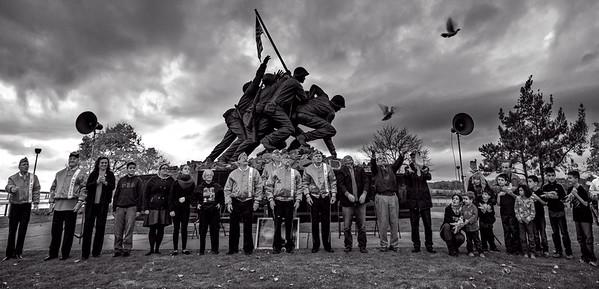Fall River 2014 Veteran's Day