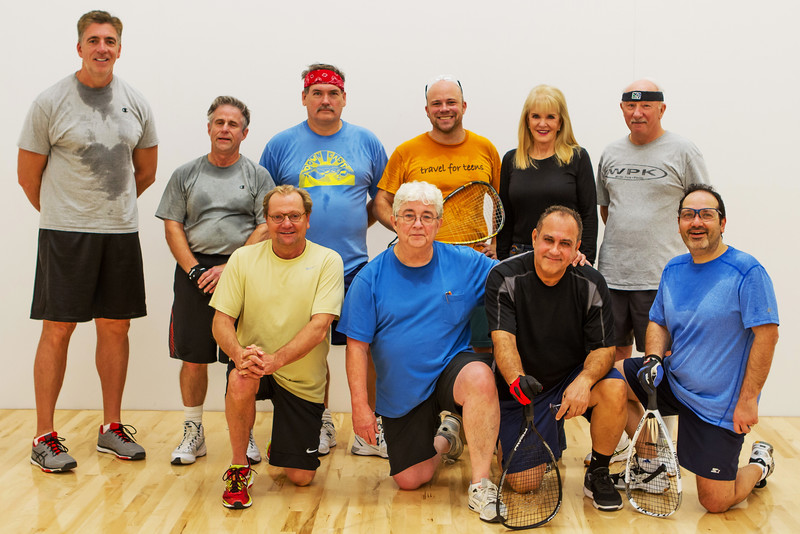 Shootout crew. Top L to R: Jose Sanchez, John Lieberman, Andrew Bevec, Ned Clark, Lori  Gersh Ostrich, Tom Poore, Bottom R to L: Tony Madison, Greg Gibson, Mark Shokooe, Najib Yatim. Not in picture: Bill Shinn.