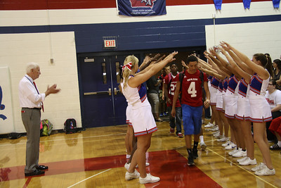 Fall Sports Assembly 2013