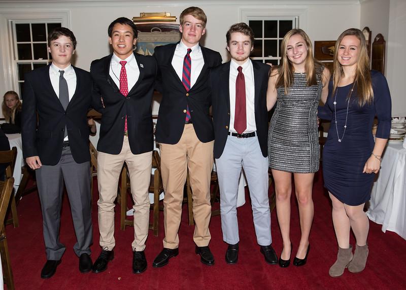 5D3_2817 Jack McKenna, Seth Kim, William Gregory, David Glasser, Holly Hanson and Ashley Mennes