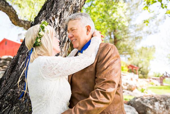2016 John and EveVon Wedding