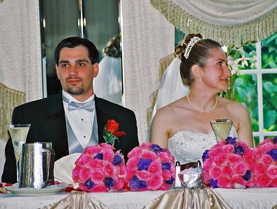 Mazzarella-Sprague Wedding