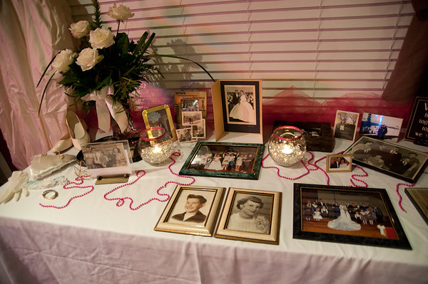 50th Wedding Anniversary - 8810