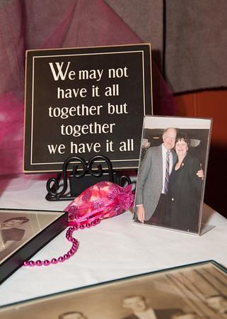 50th Wedding Anniversary - 8816