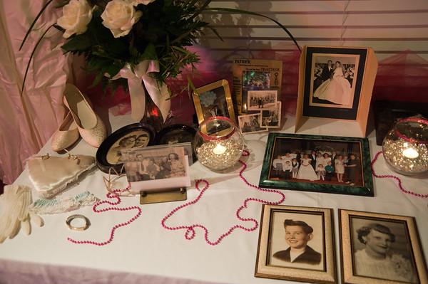 50th Wedding Anniversary - 8808
