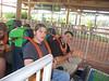Chuck joins Tanner on his 1st front row ride on Kingda Ka