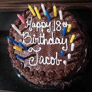 2015-12 - Jacob's 18th Birthday
