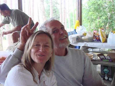 Joan & Alan
