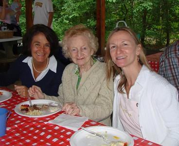 Nan, Grandma Ruth & Joan