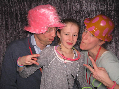 Family Ski Weekend Photo Booth Feb 2014