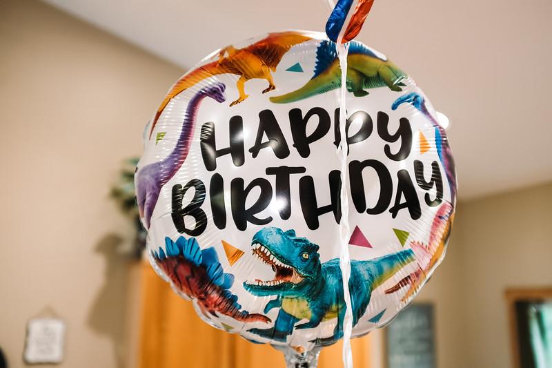 Bryce 3rd Birthday Party - 0025