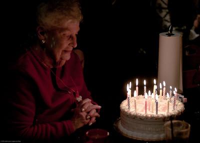 Millie Birthday 131214