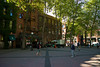 Plaza on Occidental in Pioneer Square