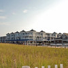 The new condo's where the Blue Surf used to be at Bethany Beach, DE.