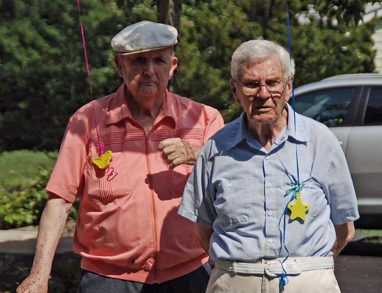 Joe Roy and Markell Main.