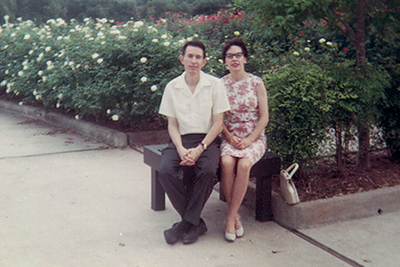 Jim and Betty, 1966