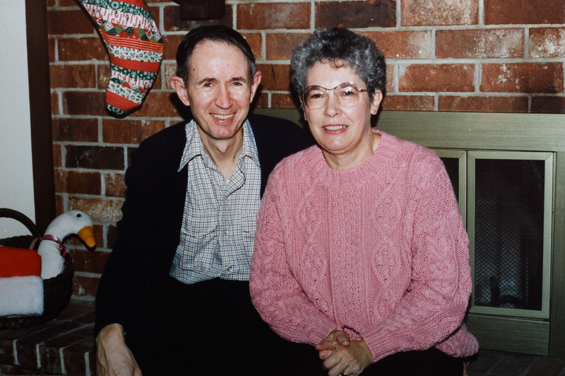 Jim and Betty, 1988