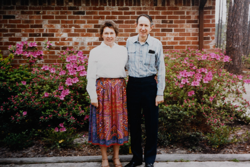 Jim and Betty, 1987