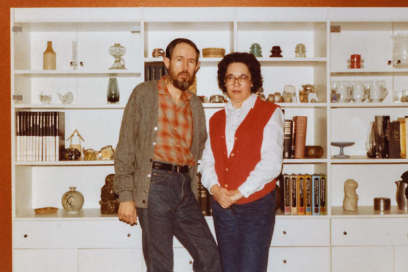 Jim and Betty, 1982