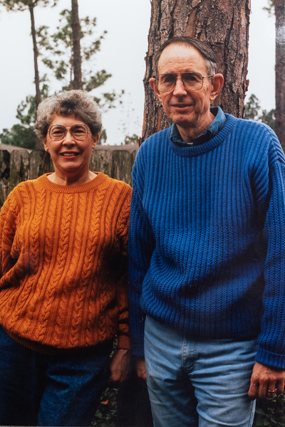 Jim and Betty, 1991