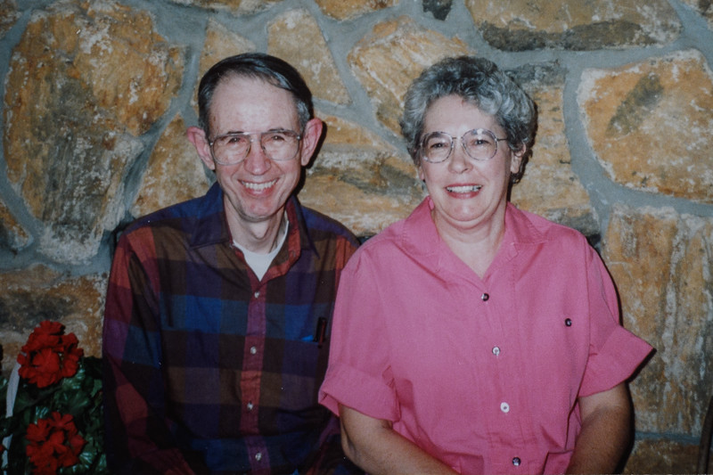 Jim and Betty, 1992