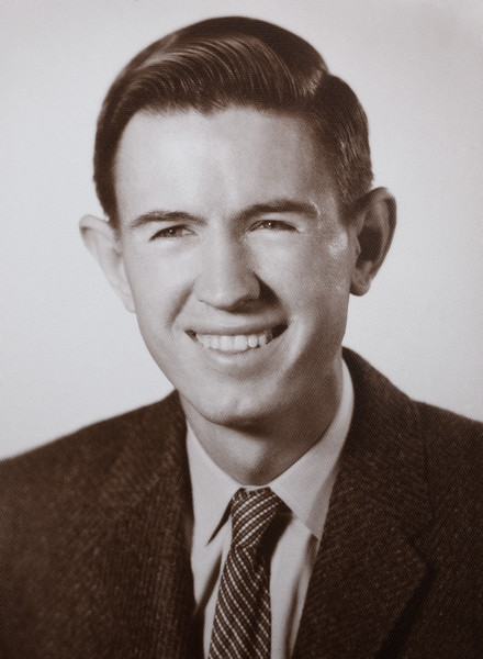 1957, high school senior