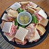 Sandwich platter.