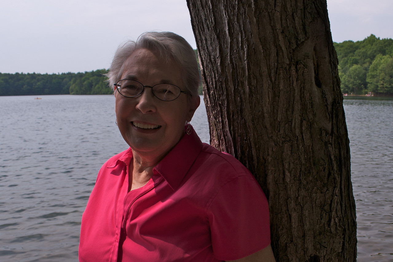 At Walden Pond