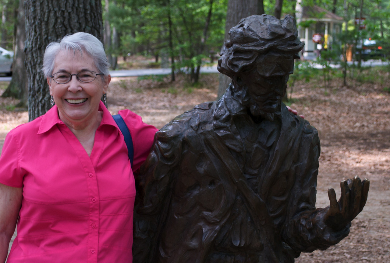 At Walden Pond with Henry