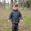 Adam in the park