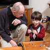 Logan and grandpa