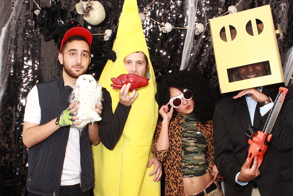 Famous People Halloween Party