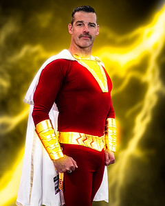 Shazam - Captain Marvel