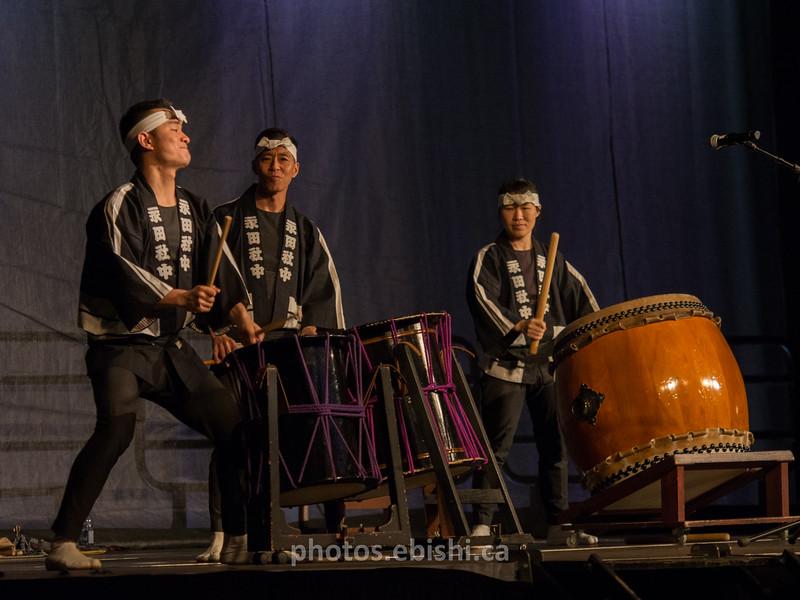 Closing Ceremonies: Nagata Shachu