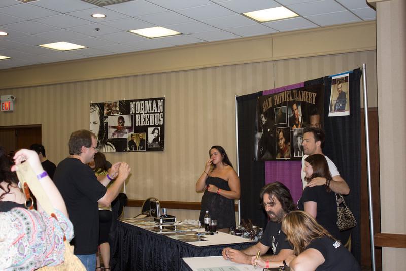 Norman Reedus, Sean Patrick Flanery (Walking Dead, Boondock Saints)