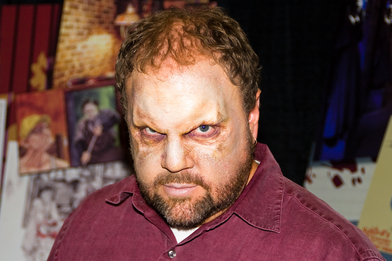 Fangoria Convention, Los Angeles, 2008
