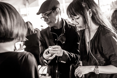 Farah Angsana Style Fashion Week LA