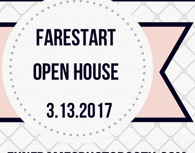 Farestart - Open House