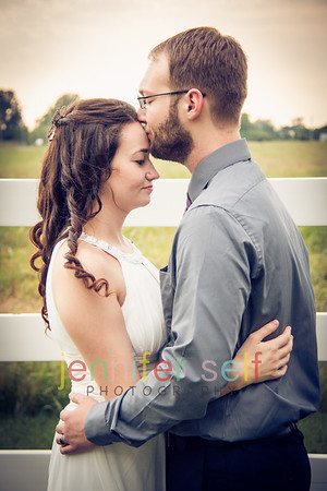 Farley-Blackwell Wedding