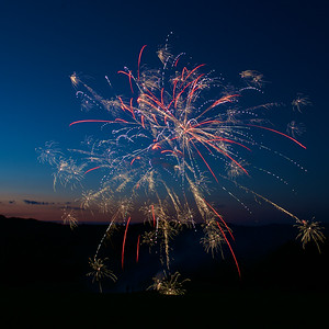 Farm Party Fireworks