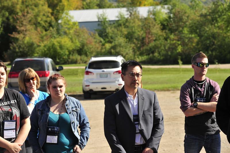 Tierra Del Sol Farms - Saskatoon Farm Tour, Sept 8, 2015