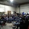 More than 70 students from Saskatchewan Polytechnic joined Farm & Food Care to visit farms and learn about how food is grown.