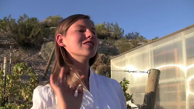 A video explaining the function of a CSA, Community Supported Agriculture, at Quail Hollow Farm in the Moapa Valley. Sara Patterson explains the economic and health advantages of joining a CSA. Weekly baskets of local, organic, farm fresh foods are delivered to members of the CSA. Quail Hollow Farm is located 1 hour north of Las Vegas, NV. Video and editing by Kiki Kalor.
